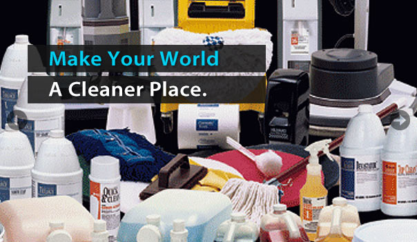 Reinhardt Supply Co. - Suppliers Of Cleaning, Janitorial Products & Equipment And Disposable Foodservice Supplies - Make Your World A Cleaner Place